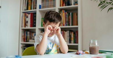 Los problemas de visión más frecuentes en niños / Cuidar los ojos