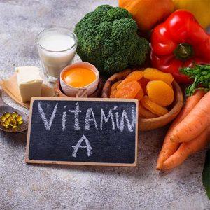 Vitaminas para los ojos Vitamina A