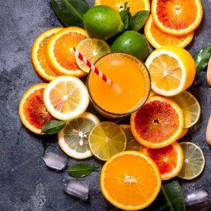 Vitaminas para los ojos Vitamina C