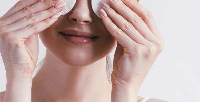 Quitar las ojeras con bicarbonato de sodio
